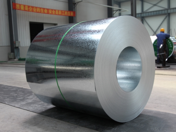 Manufacture of galvanized sheet