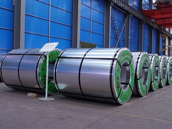 neimengguProduction of galvanized sheet
